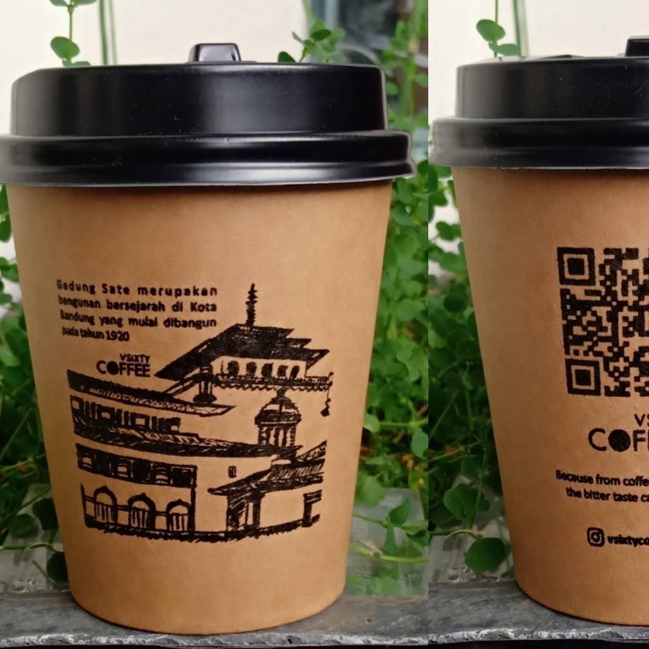 paper cup bandung