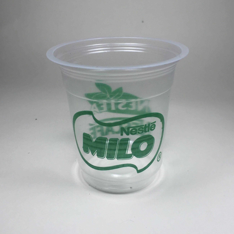 gelas plastik sablon Jakarta